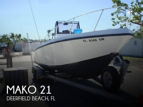 1983 Mako 224