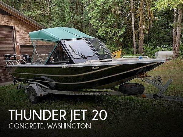 2003 Thunder Jet 20