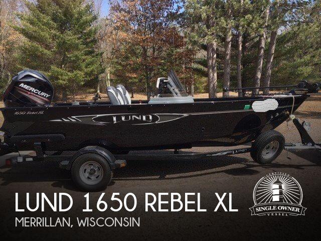 2013 Lund 1650 Rebel XL