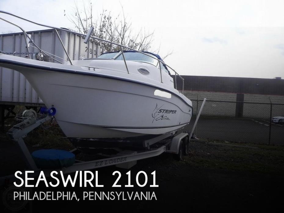 2004 Seaswirl 2101