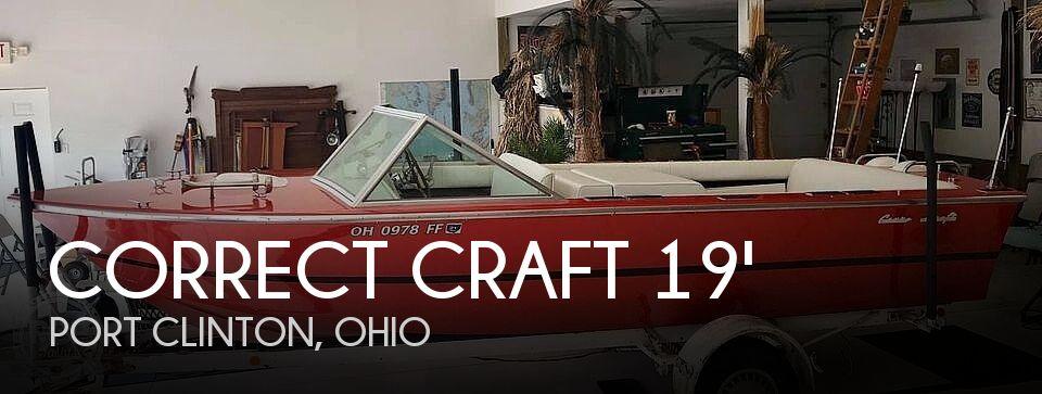 1972 Correct Craft 19' Marauder