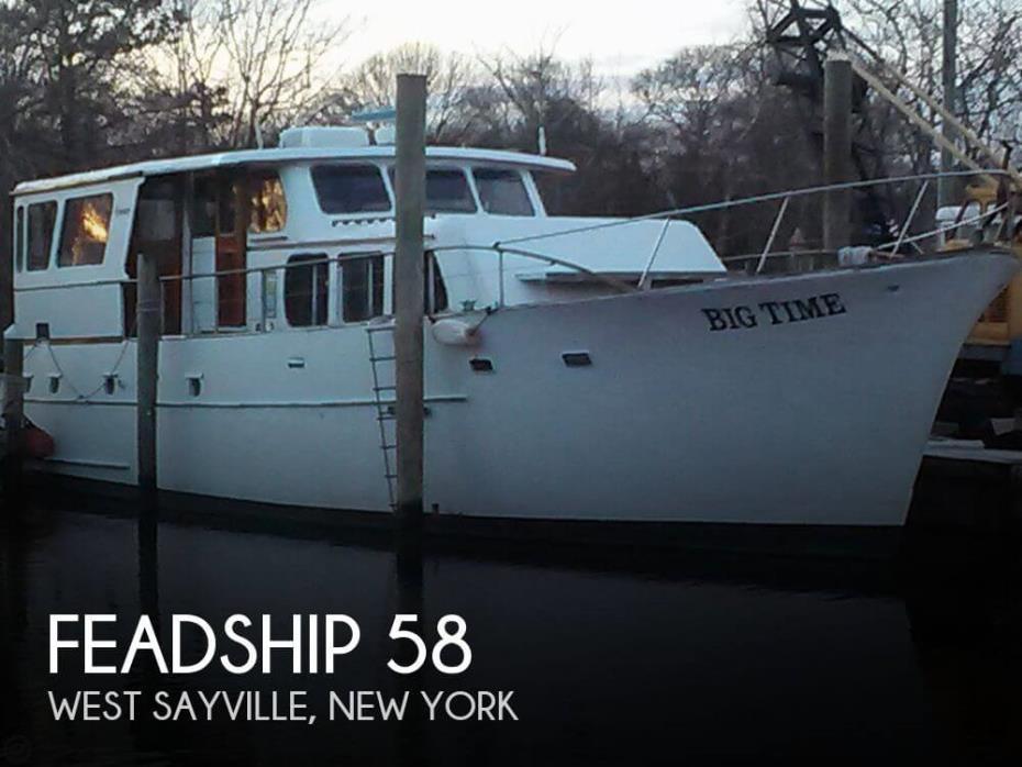 1956 Feadship 55