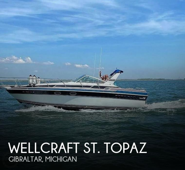 1988 Wellcraft 3200 St. Topez