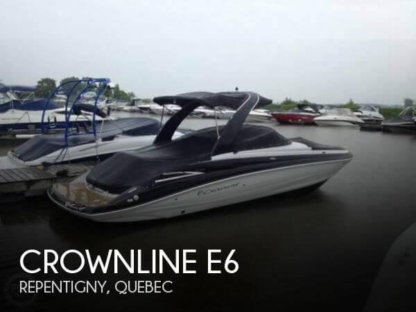 2013 Crownline E6