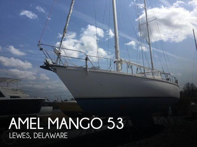 1986 Amel Mango 53