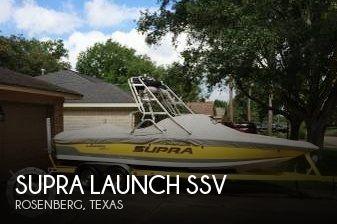 2004 Supra Launch SSV