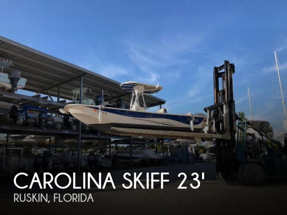 2016 Carolina Skiff 238 DLV