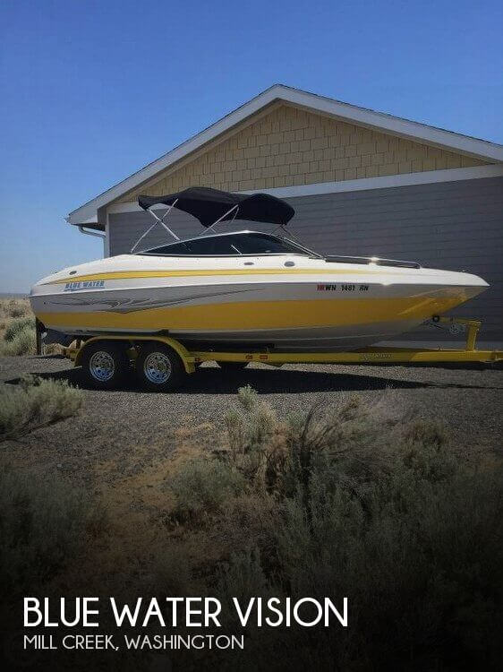 2008 Blue Water Boats Vision