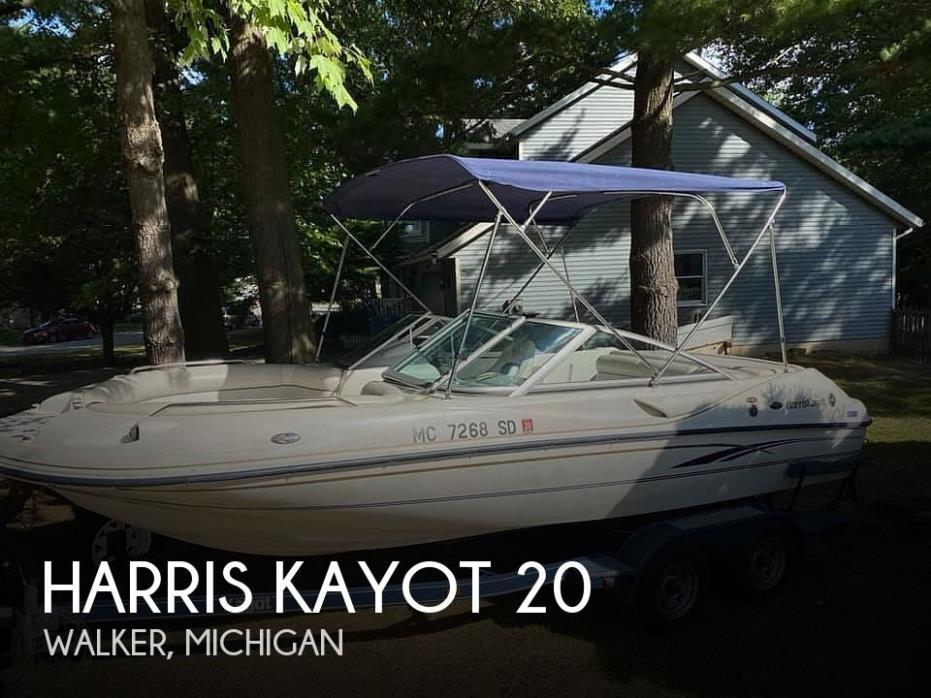 2002 Harris Kayot Star 20V