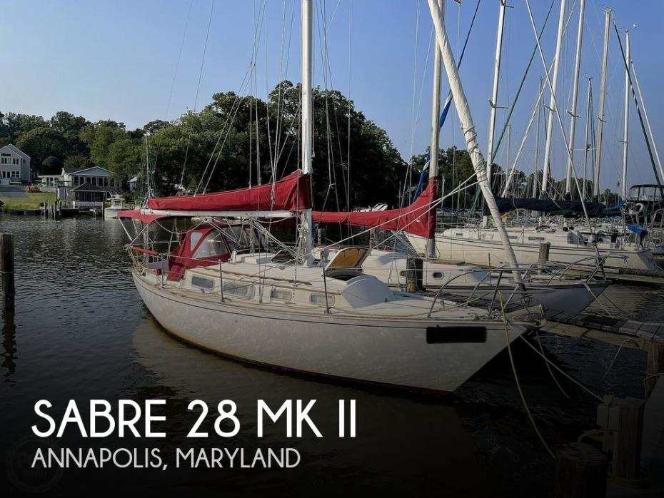1977 Sabre 28 MK II