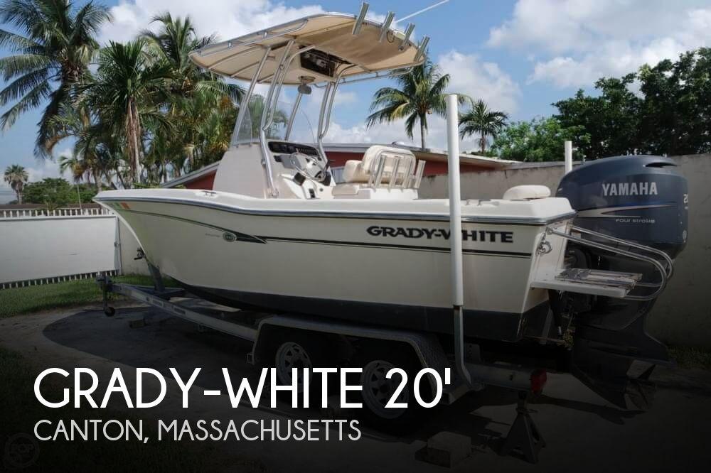 2011 Grady-White 209 FIsherman