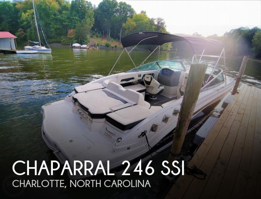 2014 Chaparral 246 SSI