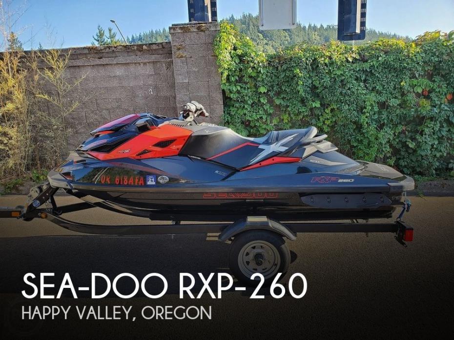 2014 Sea-Doo RXP-260