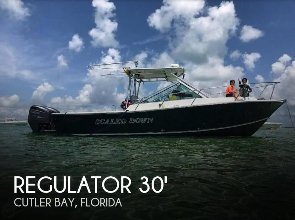 1996 Regulator Marine Express 30