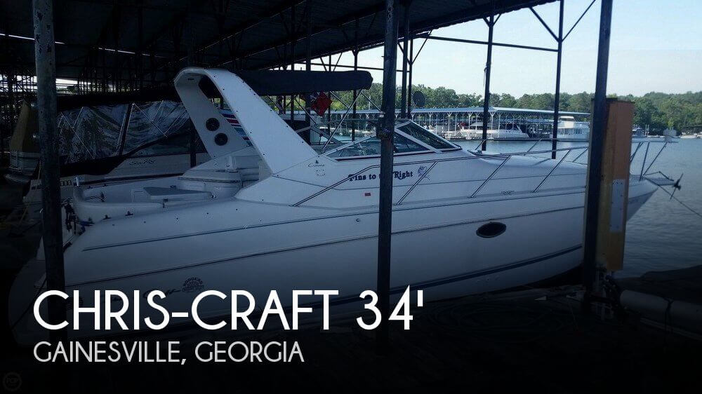 1992 Chris-Craft 302 Crowne