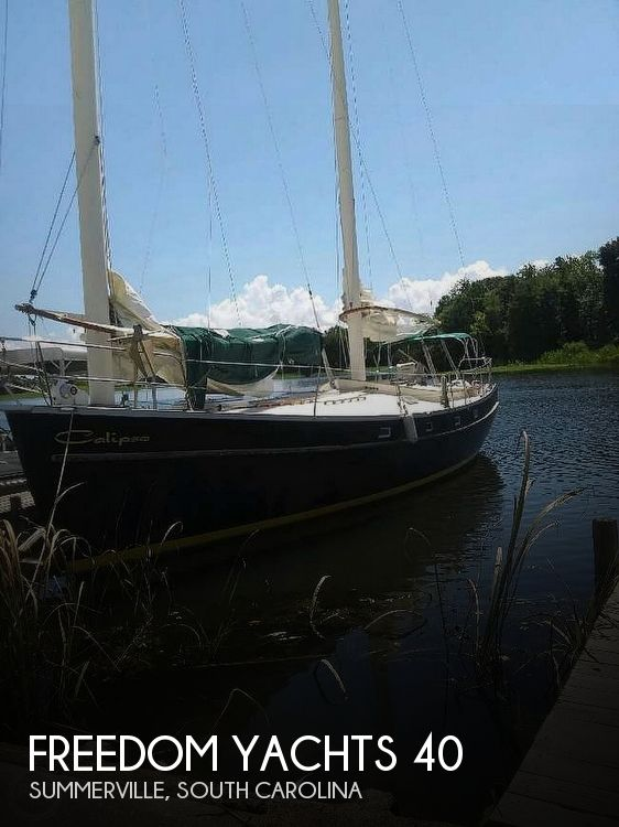 1979 Freedom Yachts 40