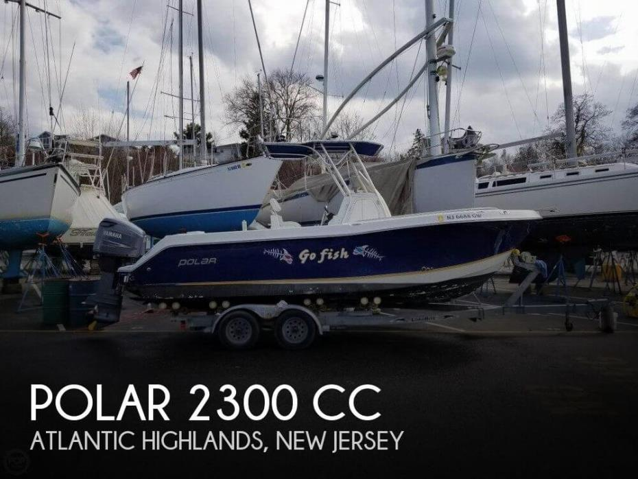 2004 Polar 2300 CC