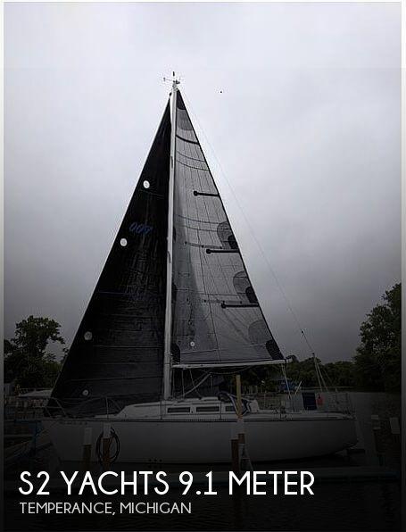 1983 S2 Yachts 9.1 Meter
