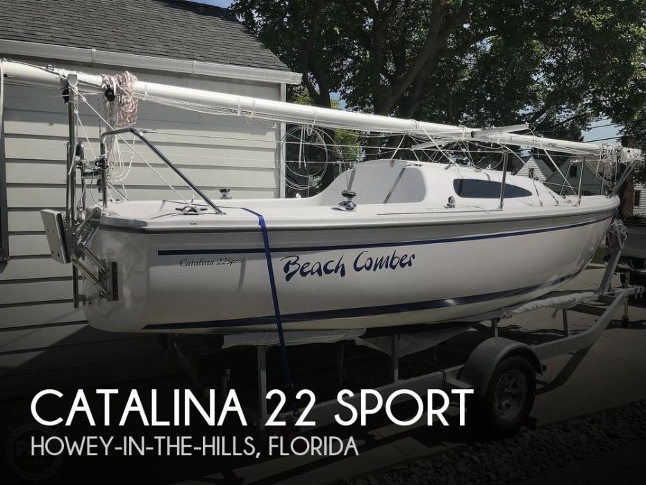 2018 Catalina 22 Sport