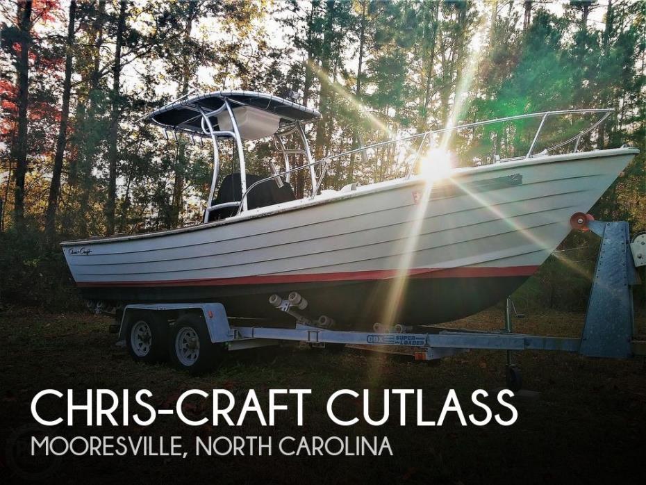 1974 Chris-Craft Cutlass