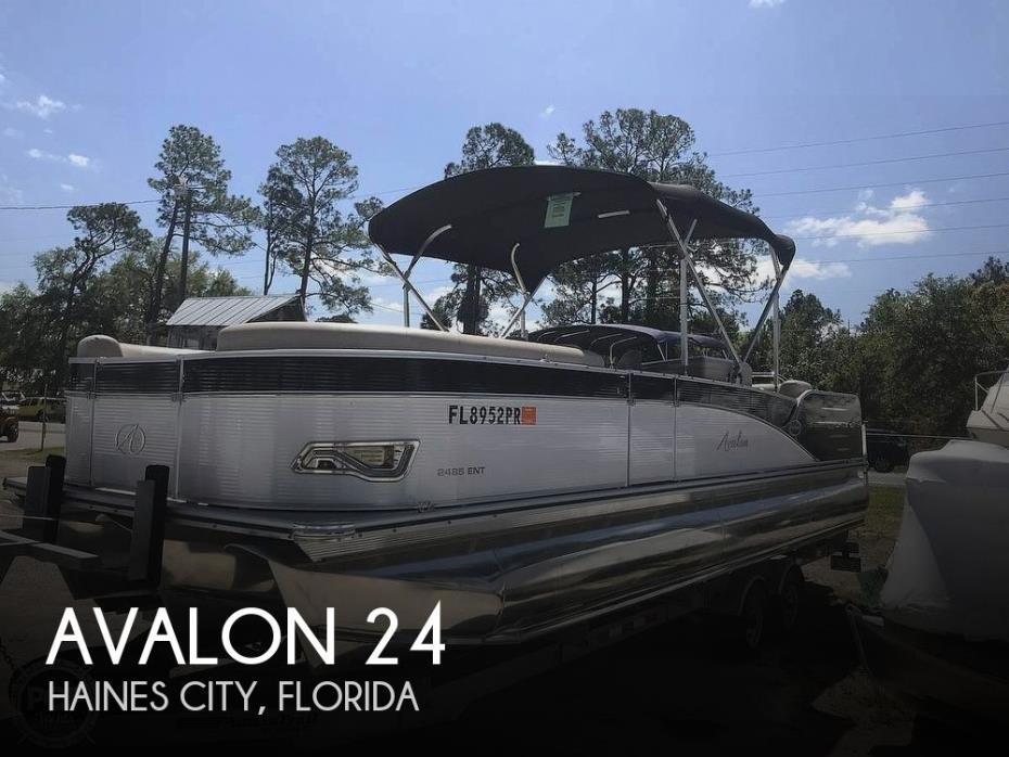 2013 Avalon 2485ENT