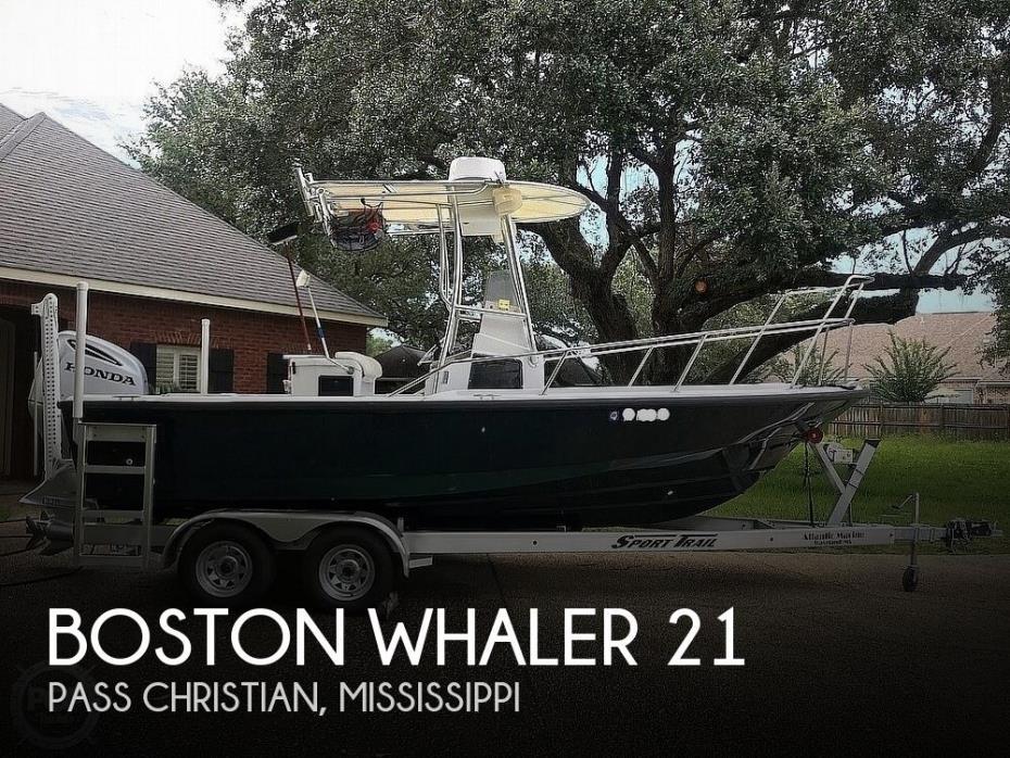 1995 Boston Whaler 21 Outrage