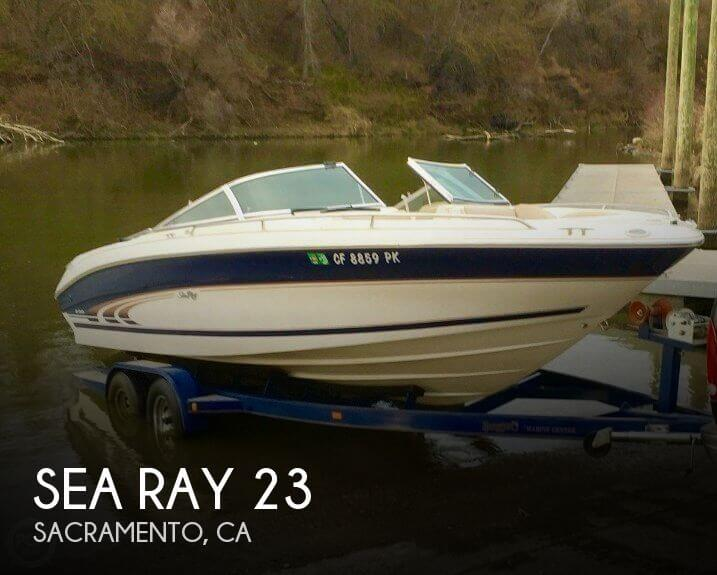 1998 Sea Ray 230 Bow Rider Select Signature
