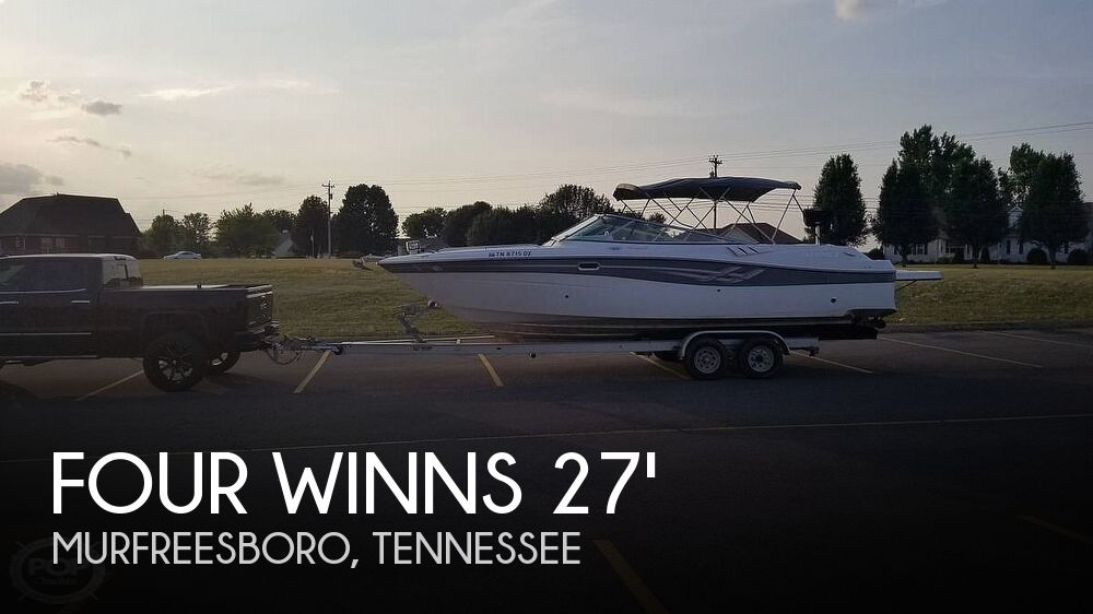 2001 Four Winns 280 Horizon