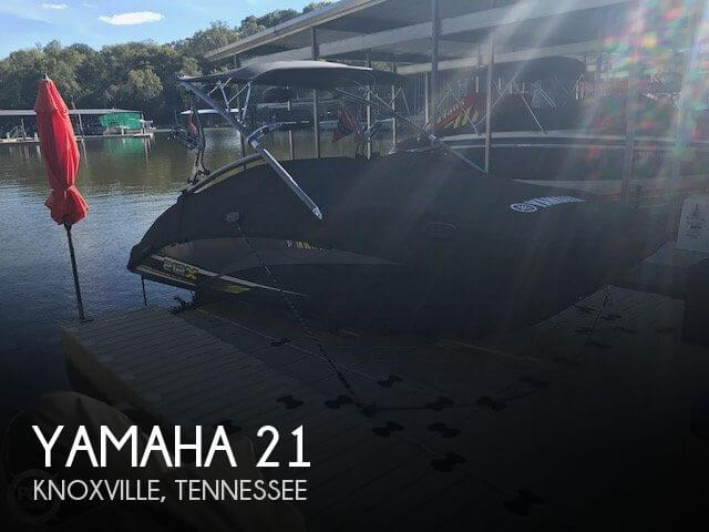 2016 Yamaha 212X