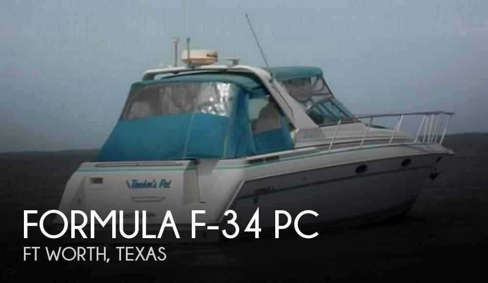1996 Formula F-34 PC