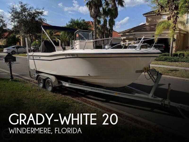 1994 Grady-White 209 Escape