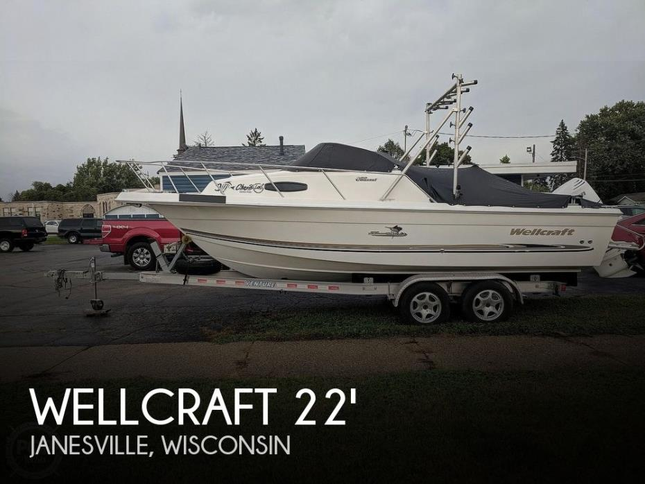 2003 Wellcraft Coastal 220
