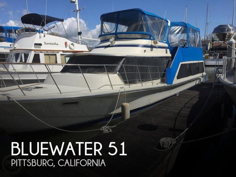 1984 Bluewater 51 Coastal Cruiser