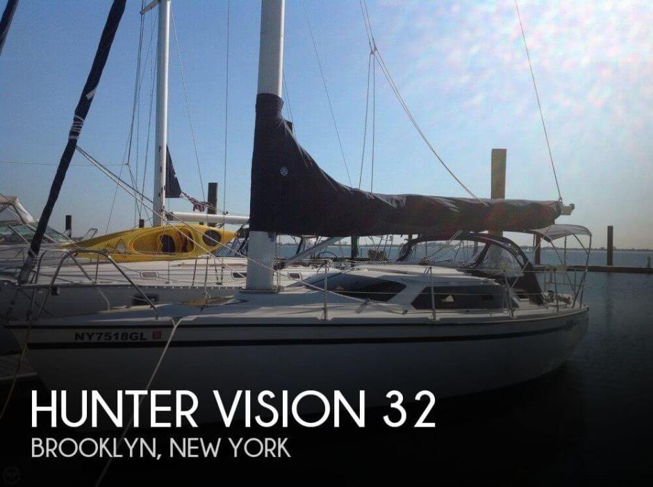 1991 Hunter Vision 32