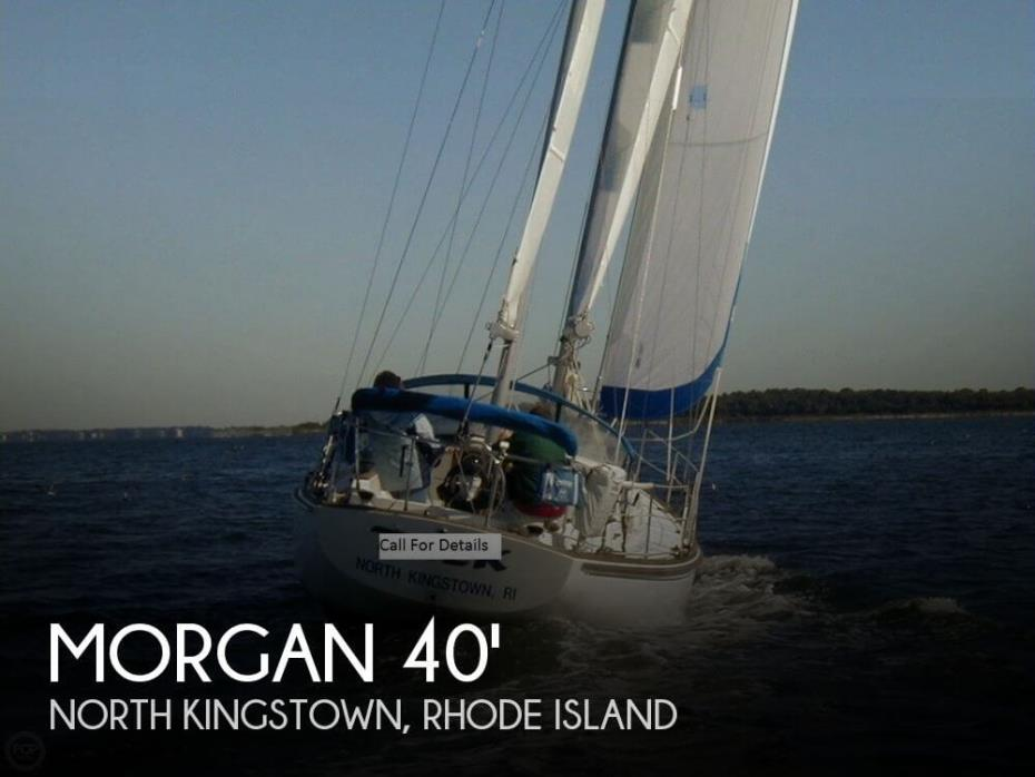 1972 Morgan 40 Cruising Ketch