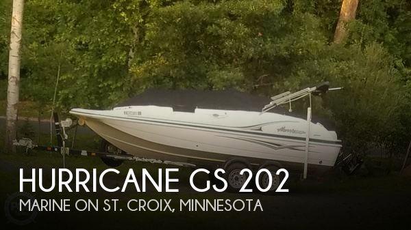 2006 Hurricane GS 202