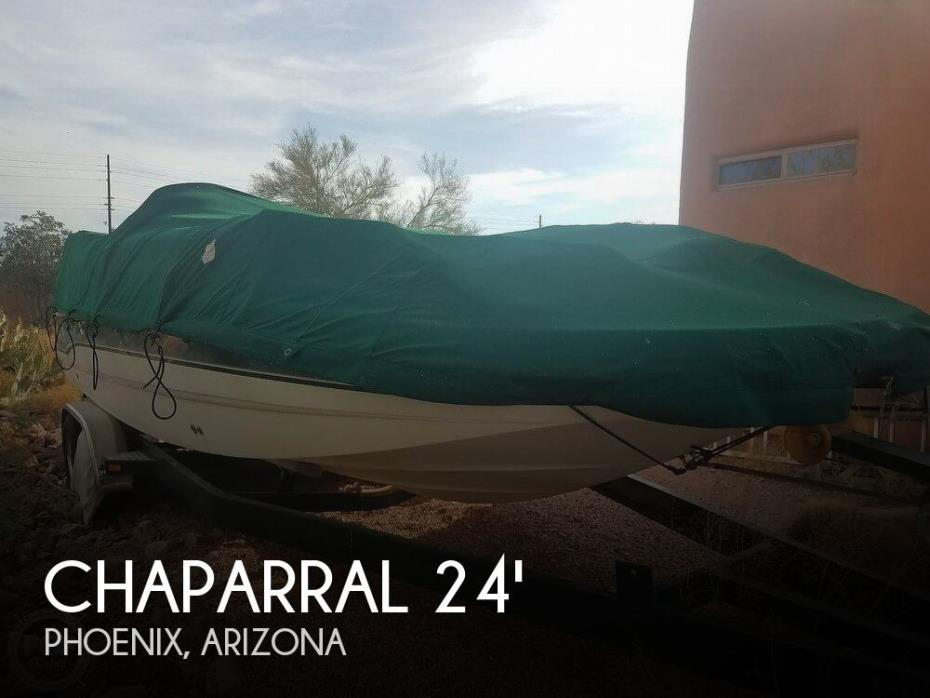1998 Chaparral 232 Sunesta Limited Edition