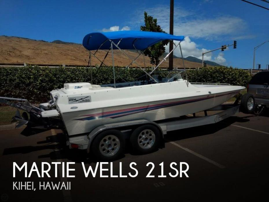 1996 Wells Enterprises 21SR