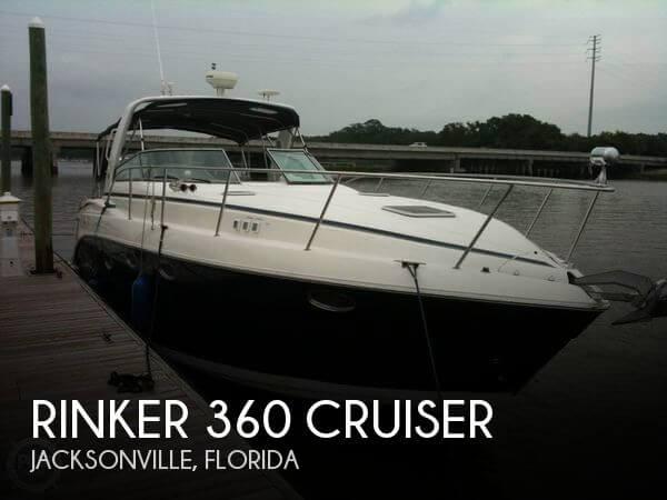 2006 Rinker 360 Cruiser