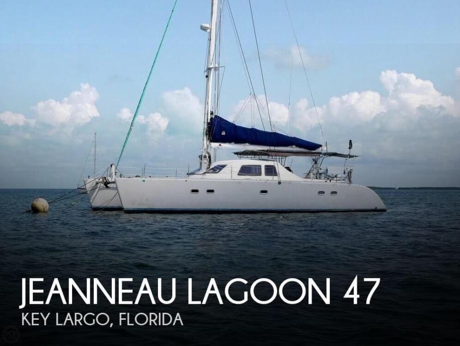 1994 Jeanneau Lagoon 47