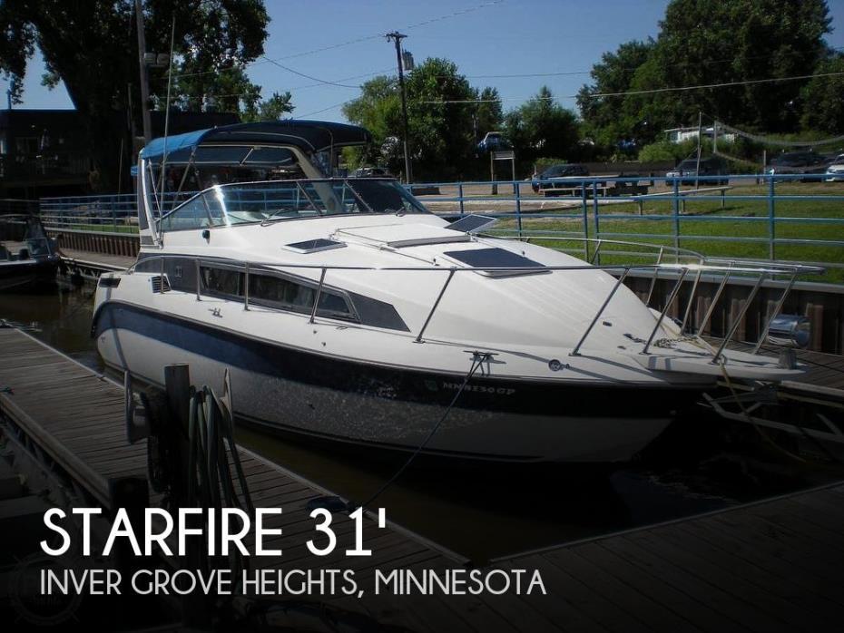 1991 Starfire 325 Westport