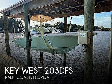 2020 Key West 203DFS