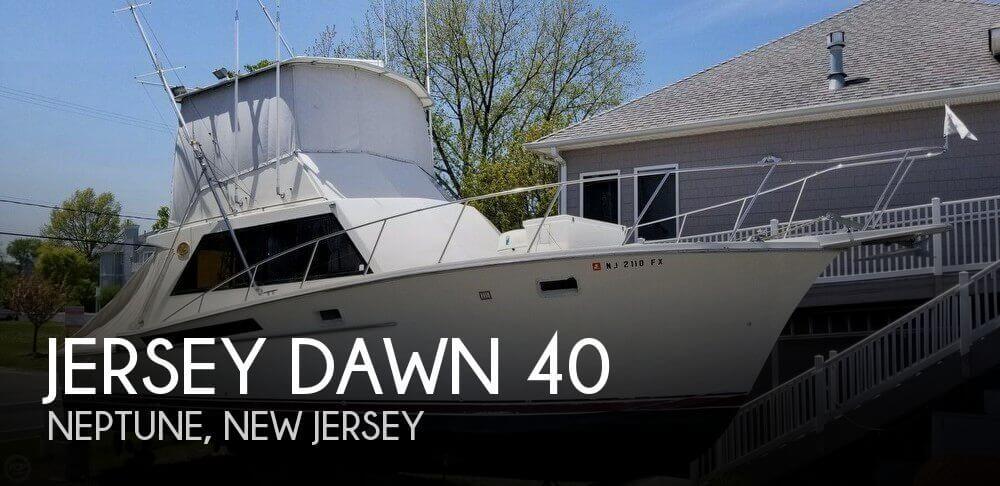1980 Jersey Dawn 40