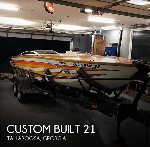 1981 Custom Built 21