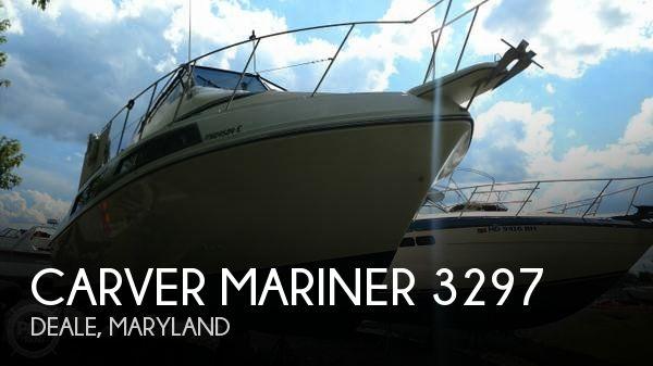 1987 Carver Mariner 3297