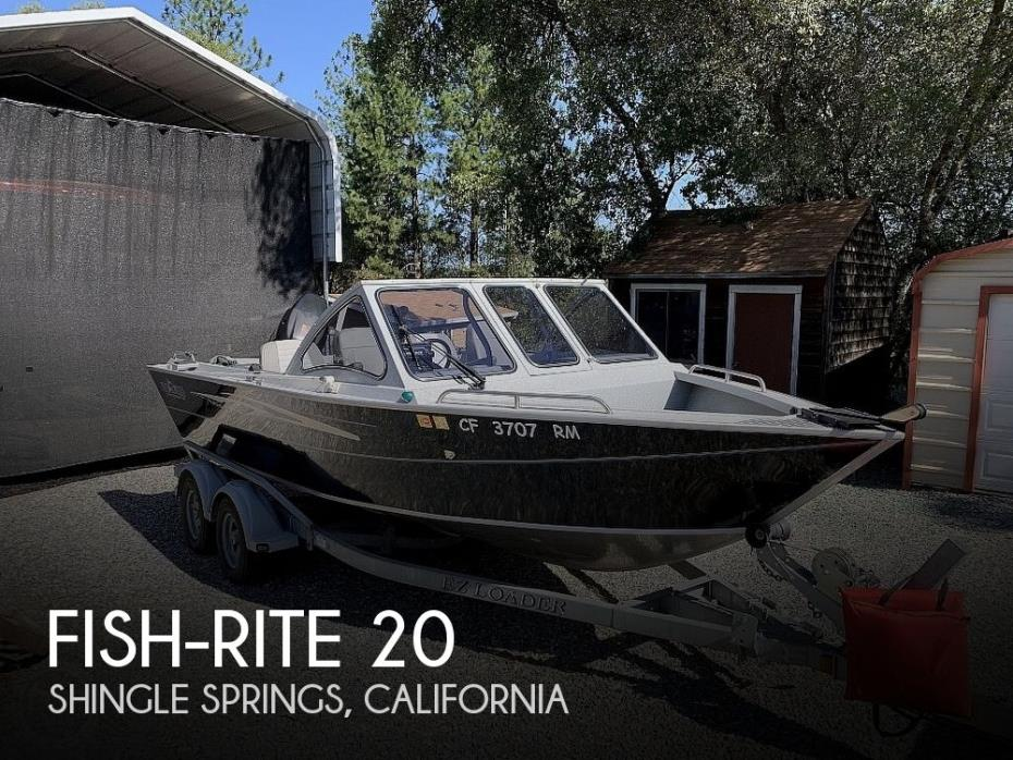 2006 Fish-Rite 20 Explorer
