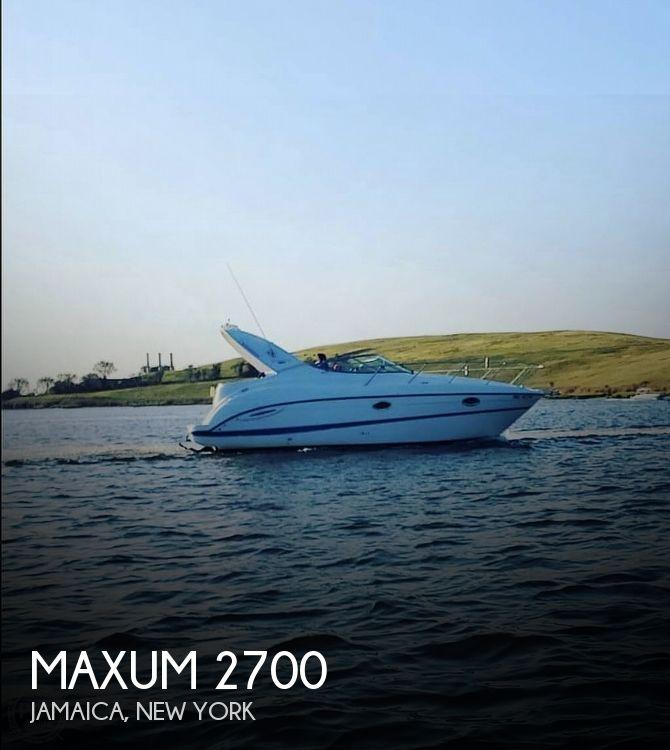 2006 Maxum 2700