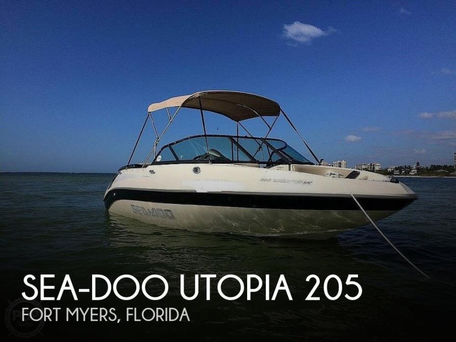 2007 Sea-Doo Utopia 205