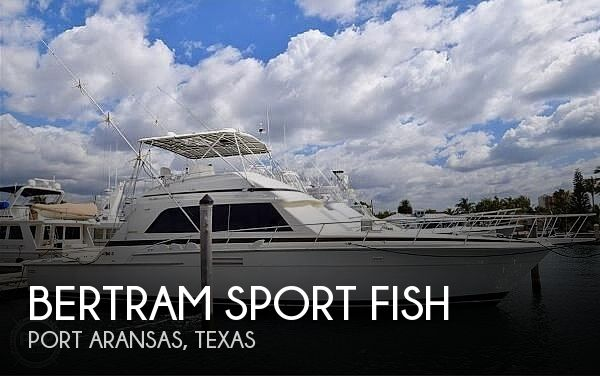 1987 Bertram Sport Fish