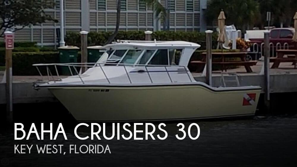 2003 Baha Cruisers 30